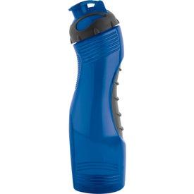 Printed Long-n-Lean Easy-Grip Bottle