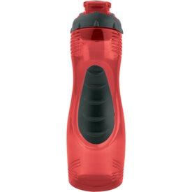 Long-n-Lean Easy-Grip Bottle for Customization