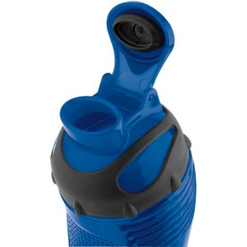Long-n-Lean Easy-Grip Bottle with Your Slogan
