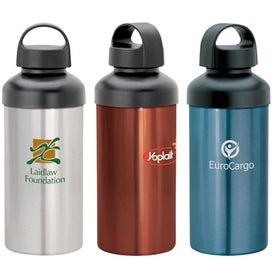 Lucca Aluminum Water Bottle (20 Oz.)