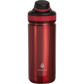 Manna Ranger Steel Bottle (18 Oz.)