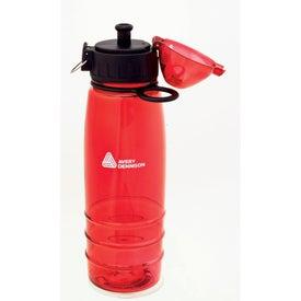 Customized Marathon BPA Free Sport Bottle