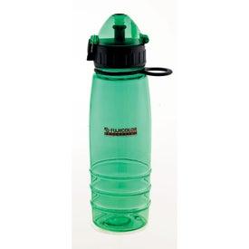 Printed Marathon BPA Free Sport Bottle