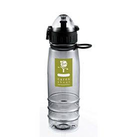 Personalized Marathon BPA Free Sport Bottle