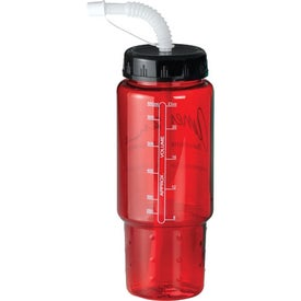 Mariner Polycarbonate Bottle with Your Slogan