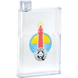 Messenger Sports Bottle (16 Oz)