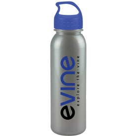 Metalike Bottle with Crest Lid for Your Company