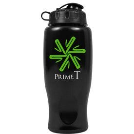 Metalike Bottle with Flip Cap for your School