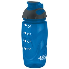 Tritan Mini Ice Core 500 Bottles with Your Slogan