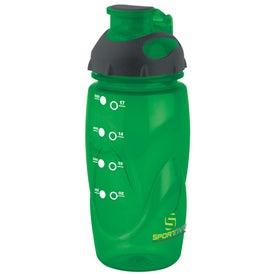 Tritan Mini Ice Core 500 Bottles (18 Oz.)