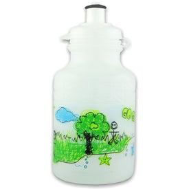 Branded Mini Water Bottle