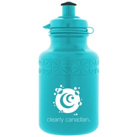 Monogrammed Mini Water Bottle