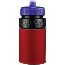 Mini Muscle Foam Insulated Push-Pull Bottle for Promotion