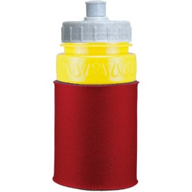 Mini Muscle Foam Insulated Push-Pull Bottle for Your Organization