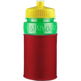 Customized Mini Muscle Foam Insulated Push-Pull Bottle