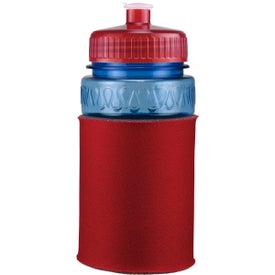 Mini Muscle Foam Insulated Push-Pull Bottle for Your Church