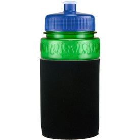Mini Muscle Foam Insulated Push-Pull Bottle for Advertising