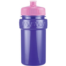 Mini Muscle Bottle with Push Pull Lid Giveaways