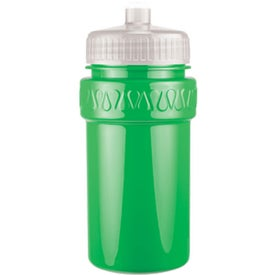Mini Muscle Bottle with Push Pull Lid for your School