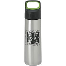 Modern Bottle with Large Handle for Marketing