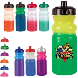 Mood Cycle Bottle (20 Oz., Full Color Logo)