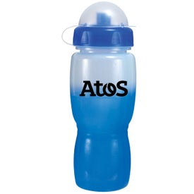 Imprinted Mood Poly-Saver Mate Bottle