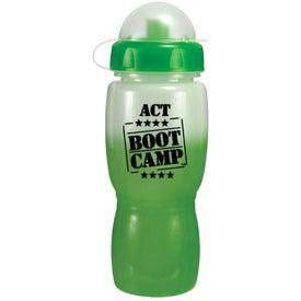 Branded Mood Poly-Saver Mate Bottle