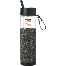 Mossy Oak Sport Bottle with Sleeve (24 Oz.)