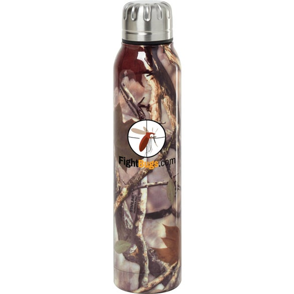 Camouflage Muskoka Fall MOD Vacuum Water Bottle