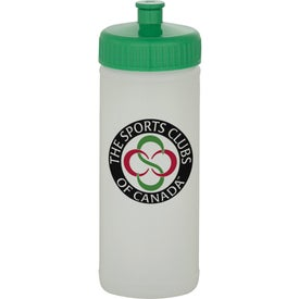 Natural Sports Bottle (16 Oz.)