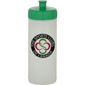 Natural Sports Bottle (16 Oz.)
