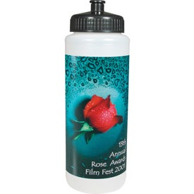 Natural Sports Bottle (32 Oz.)