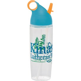 Advertising Neon BPA Free Sport Bottle