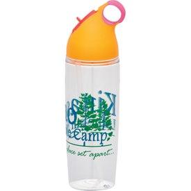 Neon BPA Free Sport Bottle for Customization