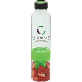 Neon Fruit Infuser BPA Free Water Bottle Giveaways