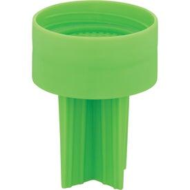 Custom Neon Fruit Infuser BPA Free Water Bottle