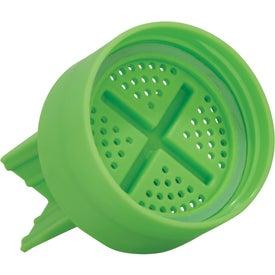 Neon Fruit Infuser BPA Free Water Bottle for your School