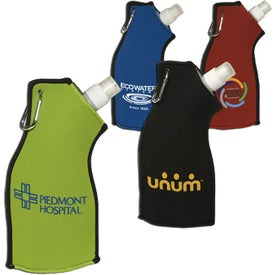 Advertising Neoprene Flexi-Bottle