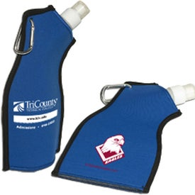 Monogrammed Neoprene Flexi-Bottle