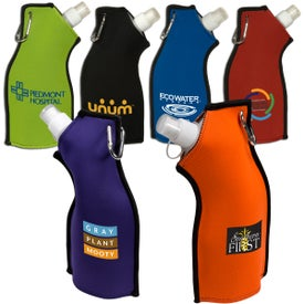 Printed Neoprene Flexi-Bottle