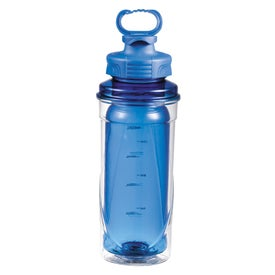 Personalized No Sweat BPA free Sport Bottle