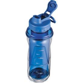 Custom No Sweat BPA free Sport Bottle