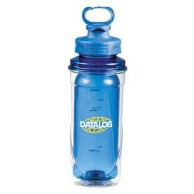 No Sweat BPA free Sport Bottle (20 Oz.)