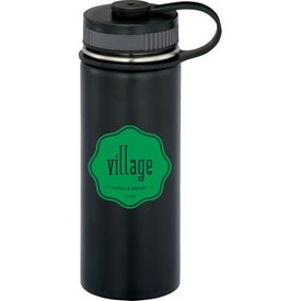 Trek Vacuum Insulated Bottle (18 Oz.)
