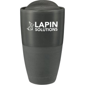 Odin Double Wall Ceramic Tumbler (13 Oz.)