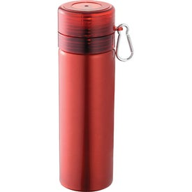 Branded Oslo Aluminum Sports Bottle