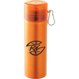 Printed Oslo Aluminum Sports Bottle