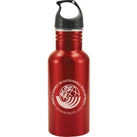 Outback Bottle for Advertising