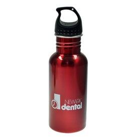 Logo Outback Bottle