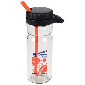 OXO Twist Top Bottle Printed with Your Logo